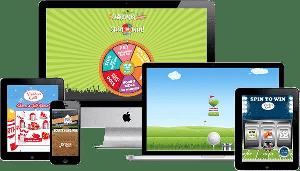 Marketing Games for Website